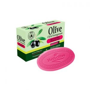 Herbolive_Bridge_Soap_Hands_and_Body_Pomegranate_85gr