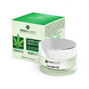 Fresh_Secrets_Face_Cream_24Η_Well_Aging_Care_With_Cannabis_50ml